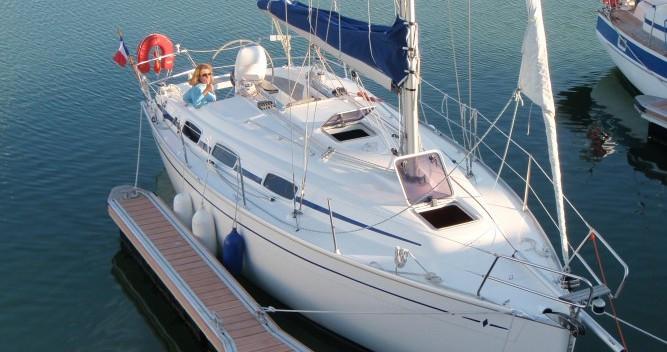 Bootsverleih La Trinité-sur-Mer günstig Cruiser 30