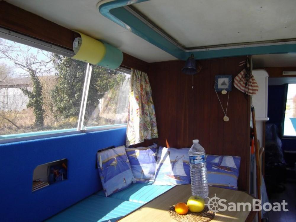 Hausboot mieten in Damazan zum besten Preis