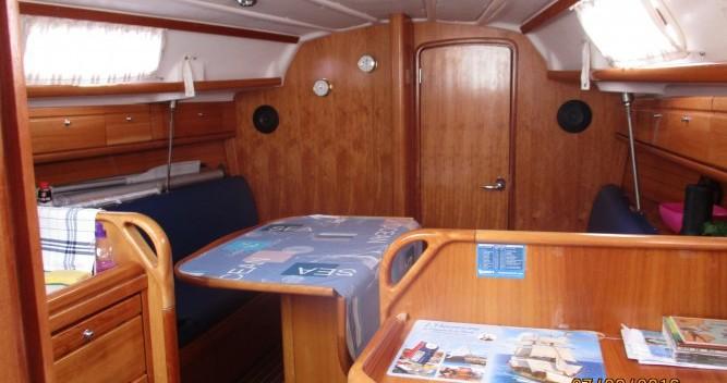 Ein Bavaria Cruiser 30 mieten in La Trinité-sur-Mer