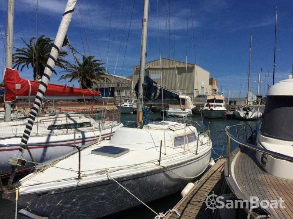 Segelboot mieten in Canet-en-Roussillon - Jeanneau Poker