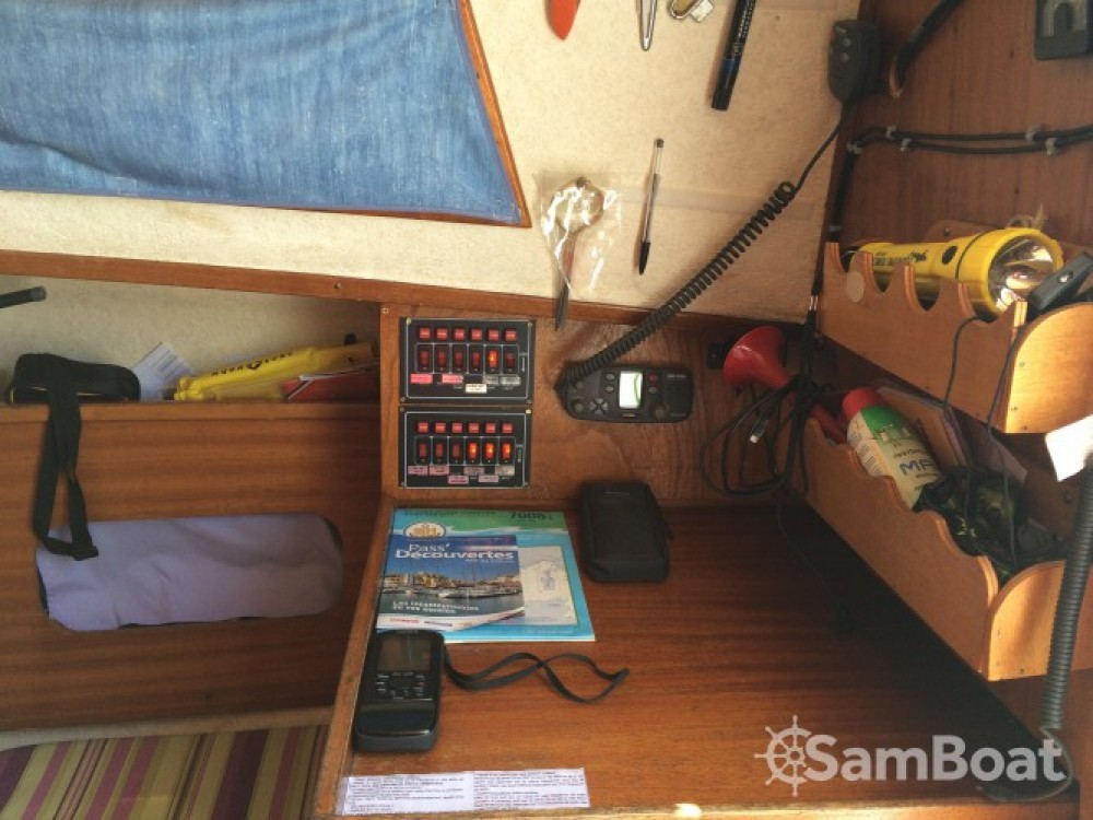 Segelboot mit oder ohne Skipper Jeanneau mieten in Canet-en-Roussillon