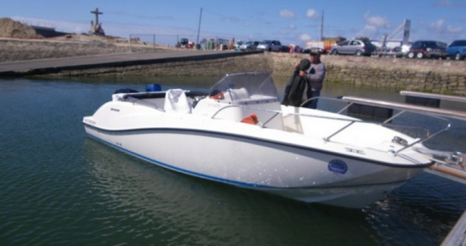 Yacht-Charter in Parentis-en-Born - Quicksilver Activ 675 Open auf SamBoat