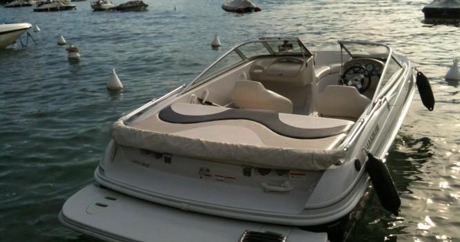 Motorboot mieten in Annecy - Glastron MX 185