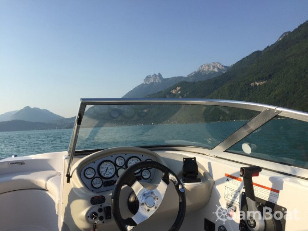 Motorboot mieten in Annecy - Glastron MX 185