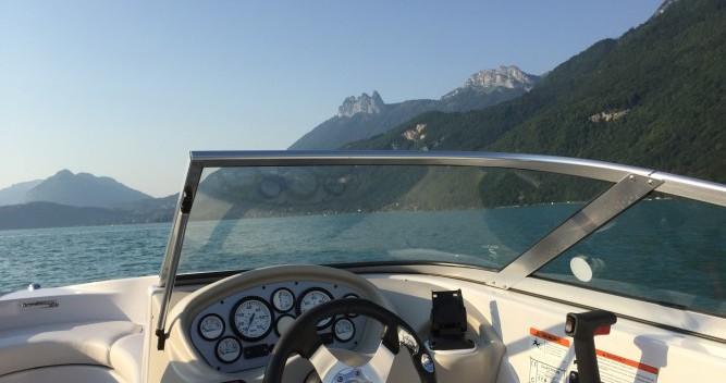 Yacht-Charter in Annecy - Glastron MX 185 auf SamBoat