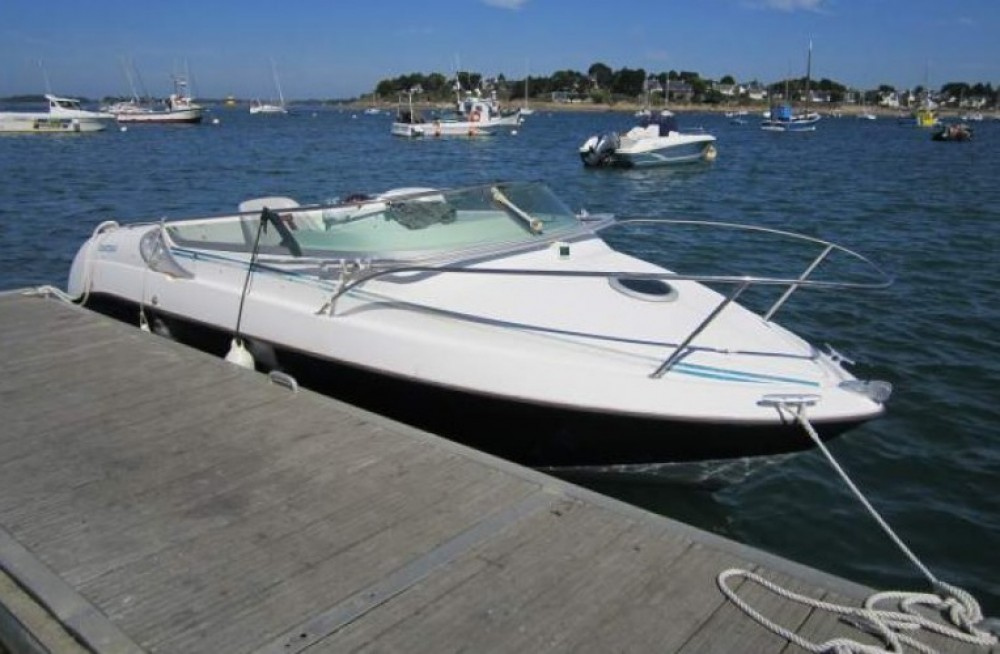 Motorboot mit oder ohne Skipper Bénéteau mieten in Arzon