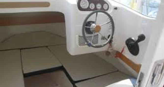 Motorboot mieten in Lorient - Quicksilver Quicksilver 640 Pilothouse