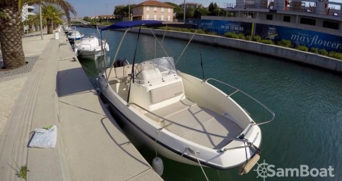 Motorboot mit oder ohne Skipper Quicksilver mieten in Fréjus