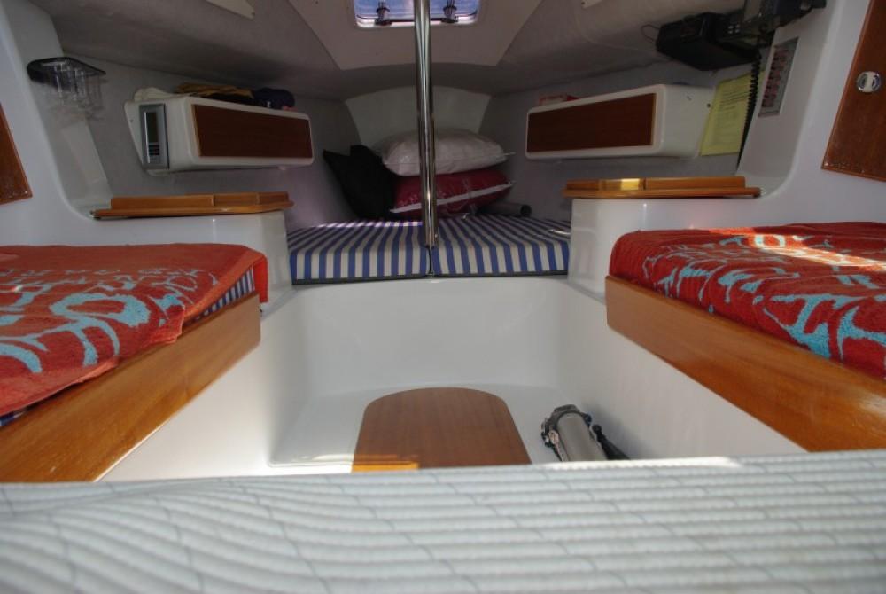 Segelboot mit oder ohne Skipper Archambault mieten in Lège-Cap-Ferret