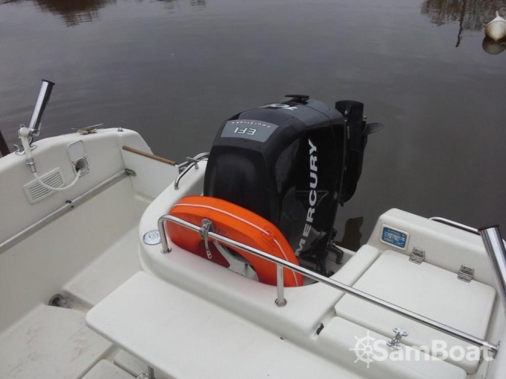 Motorboot mieten in  - Quicksilver Week End