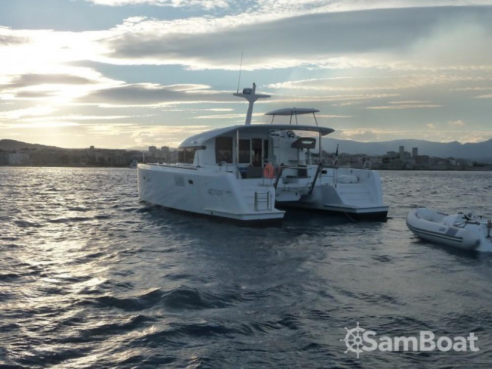 Vermietung Motorboot Lagoon mit Führerschein