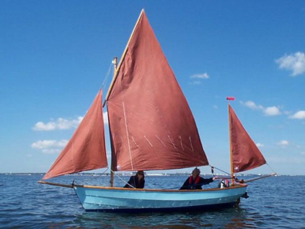 Bootsverleih Honnor Marine Devon Lugger Urrugne Samboat