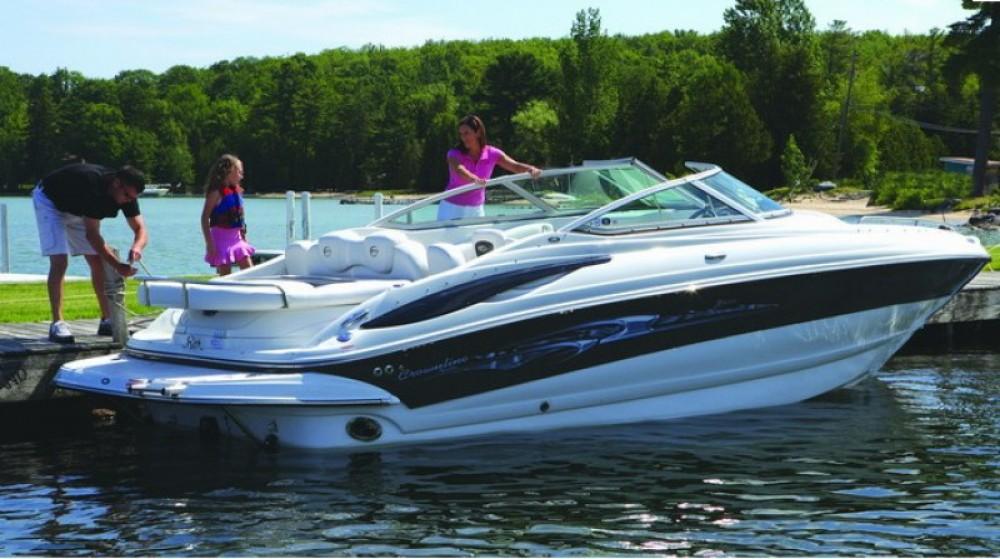 Motorboot mieten in Fréjus zum besten Preis