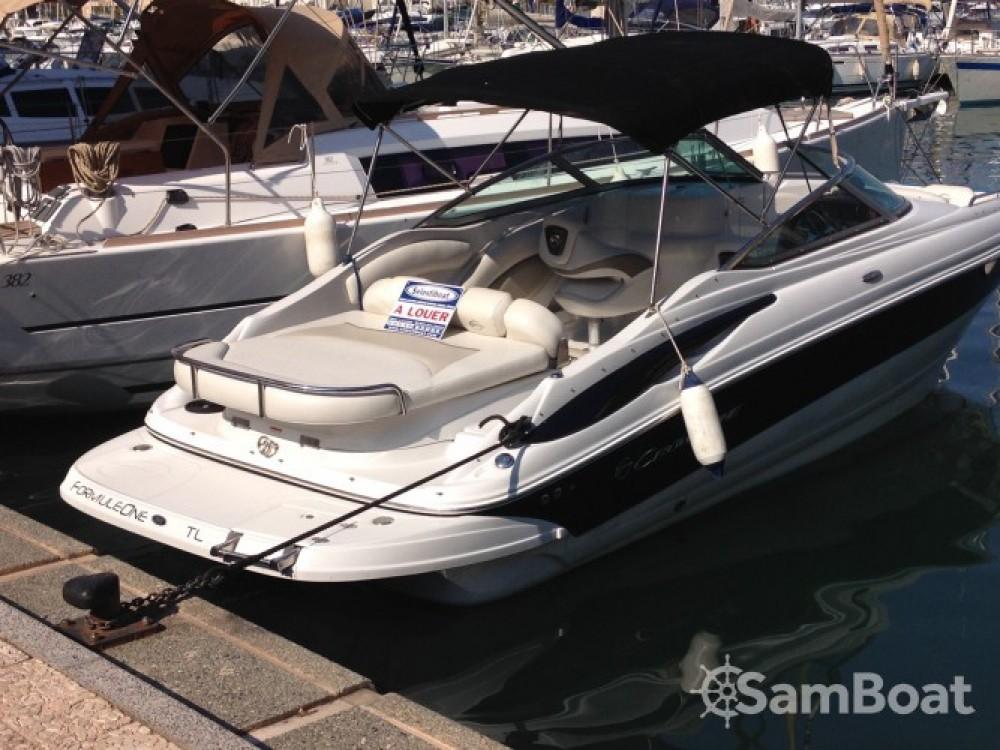 Yacht-Charter in Fréjus - Crownline Crownline 260 LS auf SamBoat