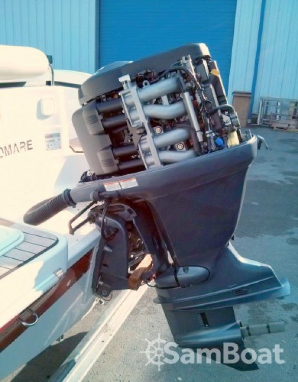 Motorboot mieten in La Ciotat - Pacific Craft Pacific craft 570 Diamond Head