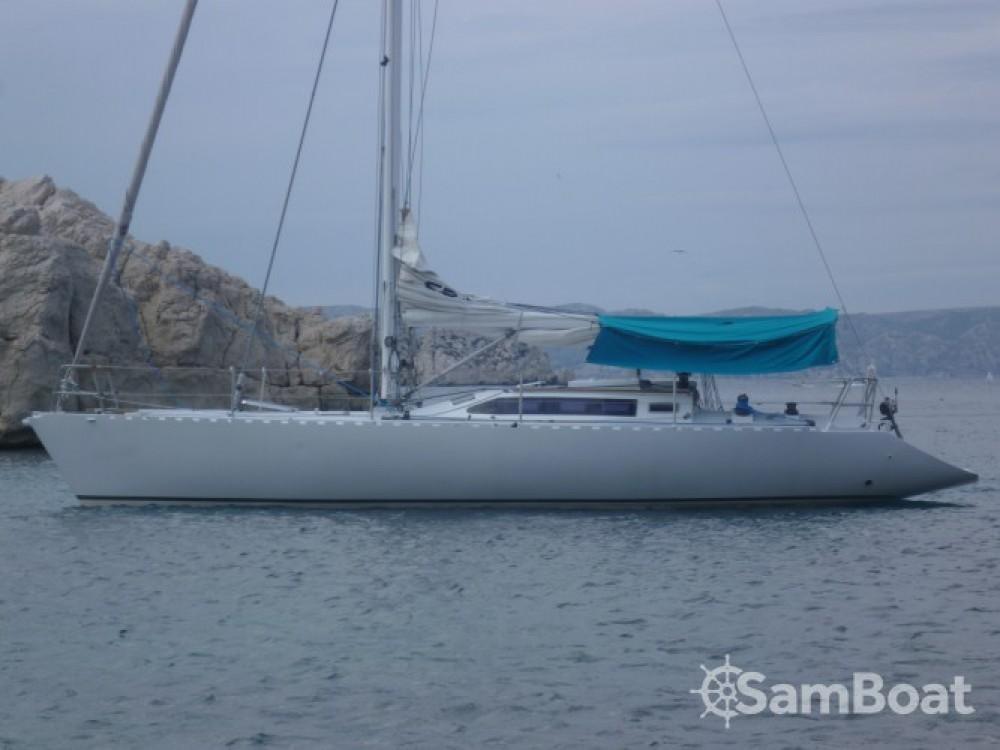Segelboot mieten in Marseille - Alu-Boat-Prestige RIO