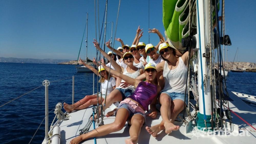 Ein Alu-Boat-Prestige RIO mieten in Marseille