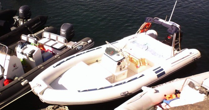 Bootsverleih Northstar 205WRT Lorient Samboat