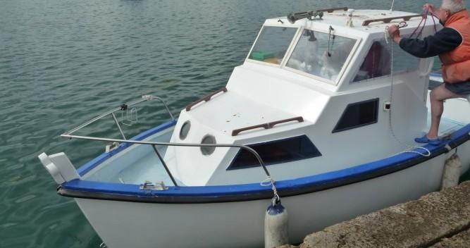 Yacht-Charter in Plougasnou - Syla Pêche promenade 6,46m auf SamBoat