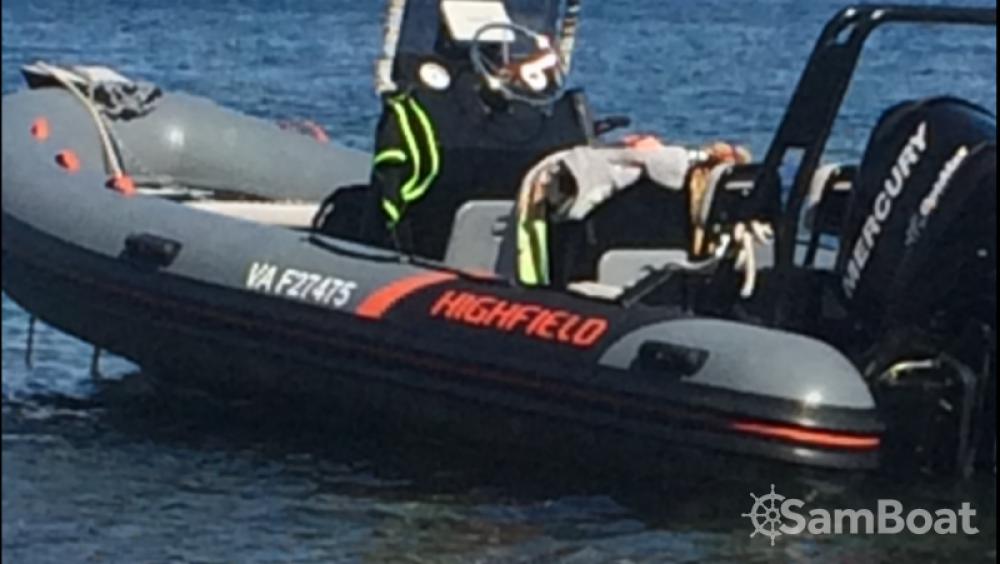 Bootsverleih Highfield Ocean Master 540 Saint-Malo Samboat
