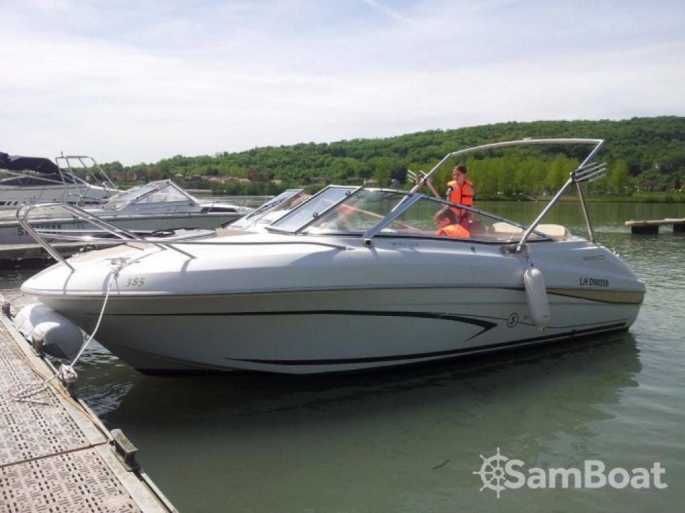 Motorboot mieten in Le Bourget-du-Lac zum besten Preis