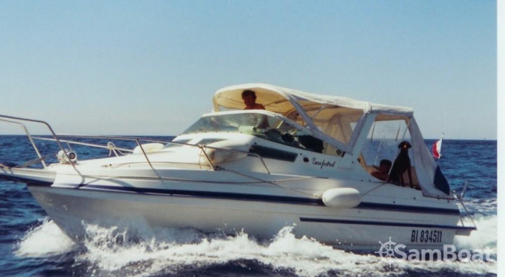 Motorboot mit oder ohne Skipper Rocca mieten in La Londe-les-Maures