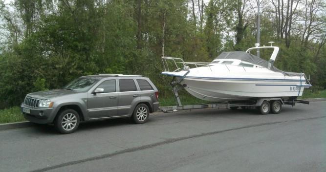 Motorboot mieten in La Londe-les-Maures - Rocca Guepard