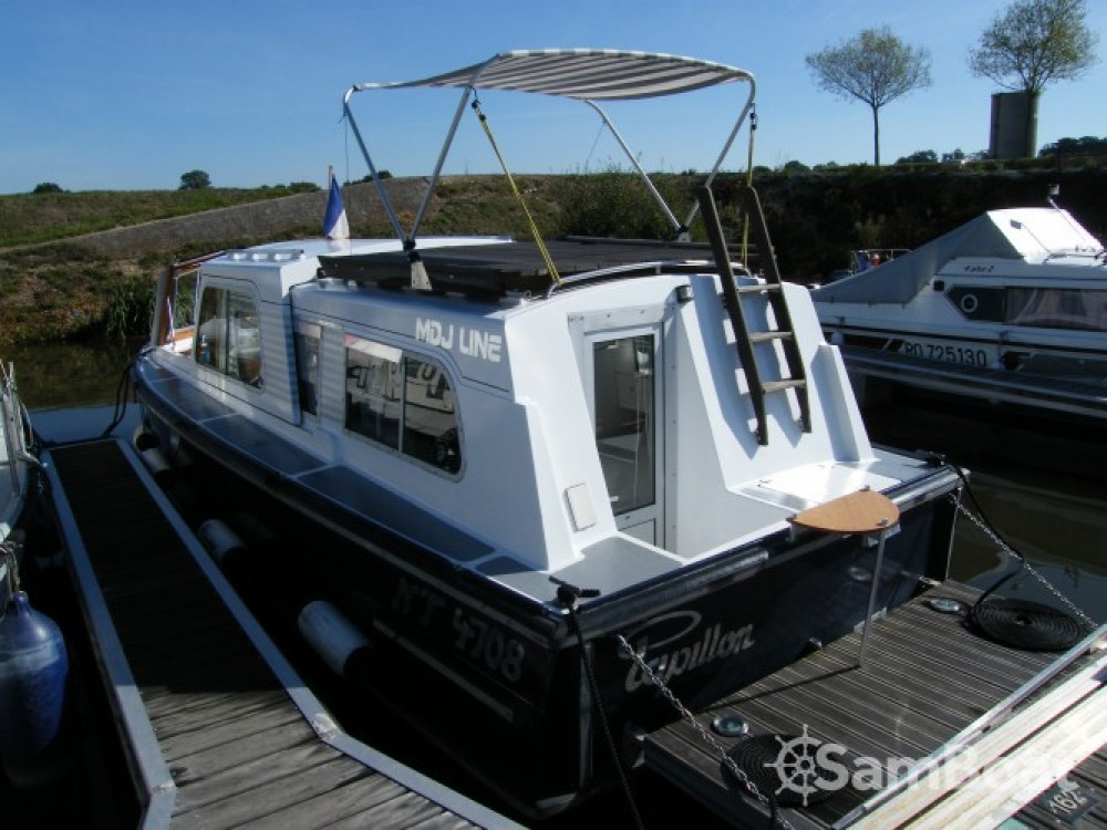 Hausboot mit oder ohne Skipper Tuckermann mieten in Guipry-Messac