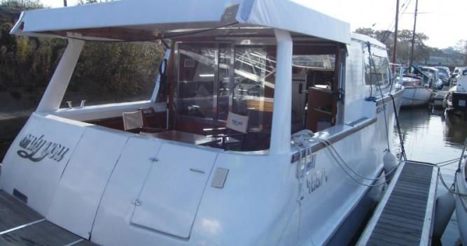 Hausboot mit oder ohne Skipper Tuckermann mieten in Messac