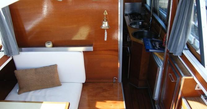Vermietung Hausboot Tuckermann mit Führerschein