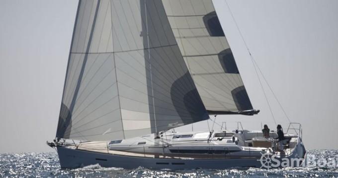 Bootsverleih Le Marin günstig Sun Odyssey 409