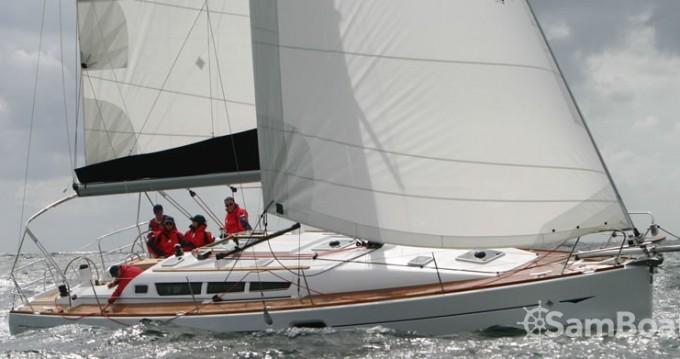 Yacht-Charter in Le Marin - Jeanneau Sun Odyssey 42i auf SamBoat