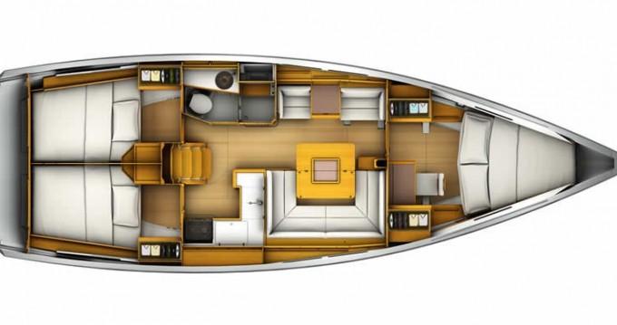 Yacht-Charter in Le Marin - Jeanneau Sun Odyssey 409 auf SamBoat