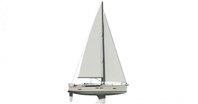 Segelboot mieten in Le Marin - Jeanneau Sun Odyssey 409