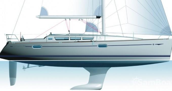 Bootsverleih Le Marin günstig Sun Odyssey 42i
