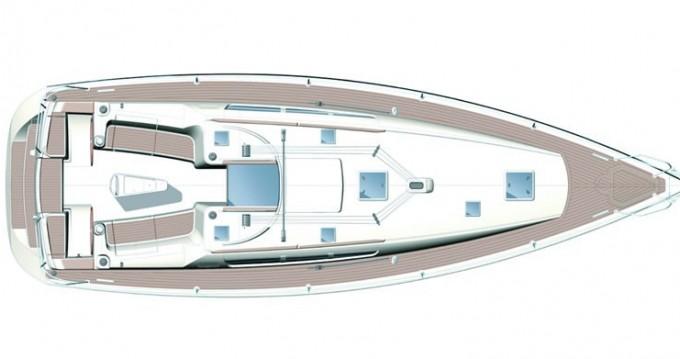 Segelboot mit oder ohne Skipper Jeanneau mieten in Le Marin