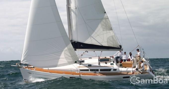 Segelboot mieten in Le Marin - Jeanneau Sun Odyssey 42i
