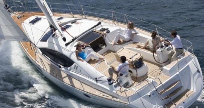 Bootsverleih Le Marin günstig Sun Odyssey 54 DS