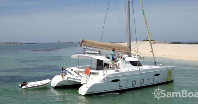 Yacht-Charter in Le Marin - Lipari 41 auf SamBoat