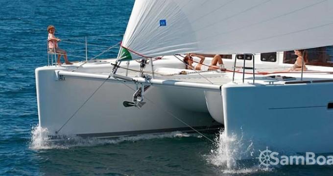 Bootsverleih Le Marin günstig Lagoon 450