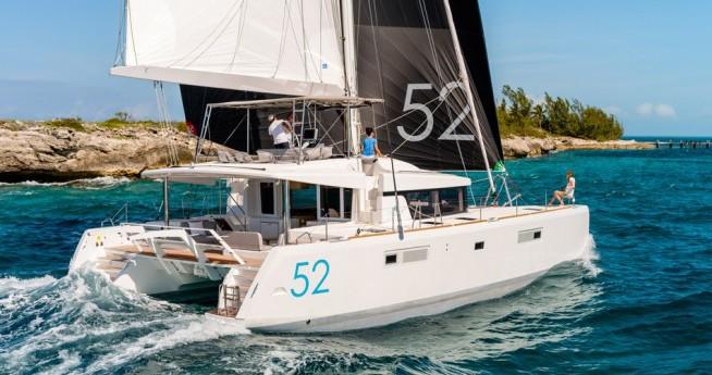 Bootsverleih Le Marin günstig Lagoon 52