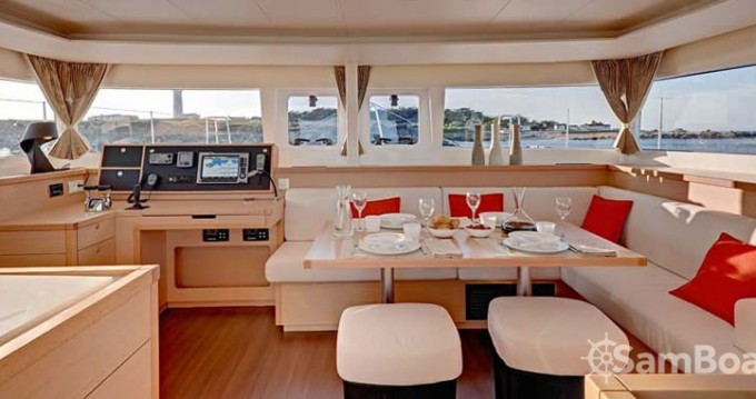 Bootsverleih Lagoon Lagoon 450 Le Marin Samboat
