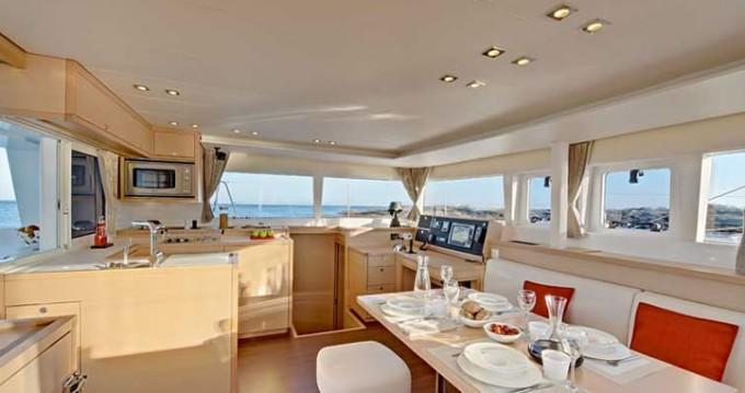 Motorboot mit oder ohne Skipper Lagoon mieten in Le Marin