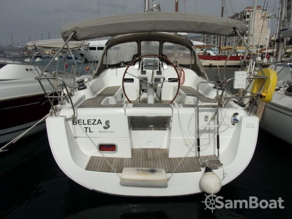 Bootsverleih Bénéteau Oceanis 37 Toulon Samboat