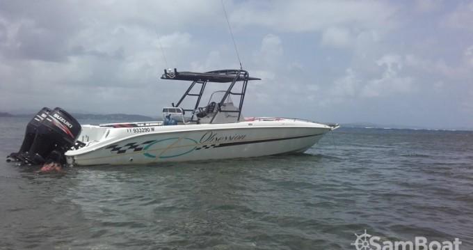 Motorboot mieten in Le François zum besten Preis