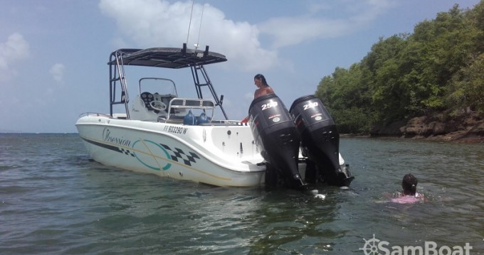 Motorboot mieten in Le François - Baja sportfish