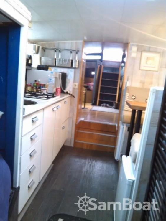 Bootsverleih Waddencruiser Vedette Hollandaise Paris Samboat