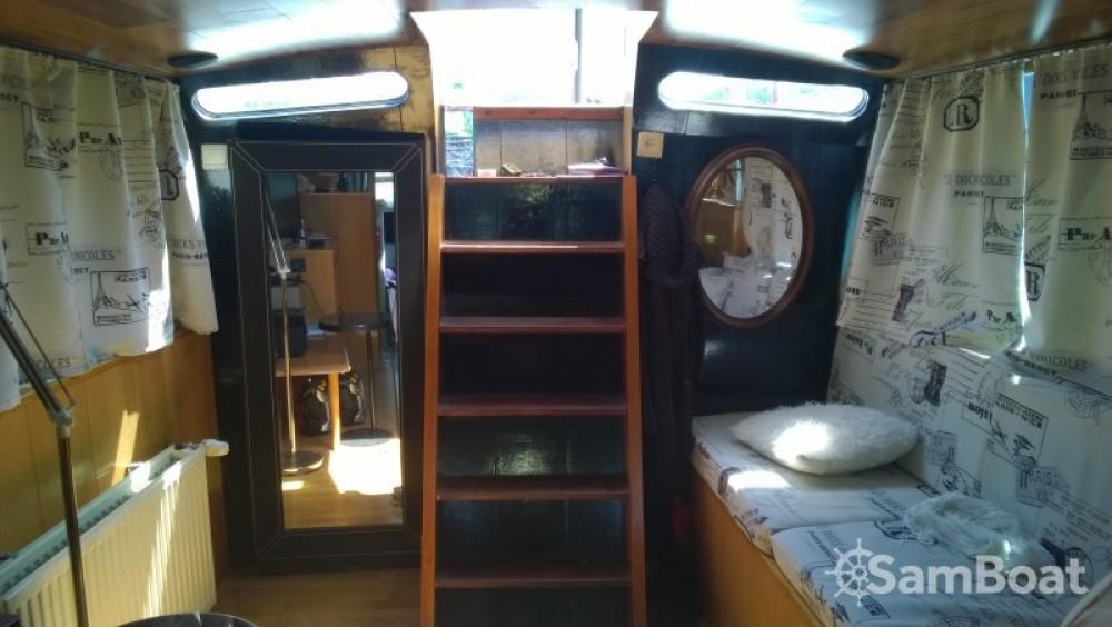 Vermietung Hausboot Waddencruiser mit Führerschein