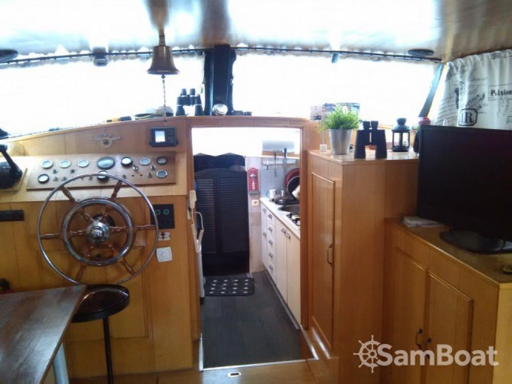 Hausboot mieten in Paris - Waddencruiser Vedette Hollandaise
