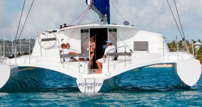 Segelboot mieten in Pointe-à-Pitre - Neel Neel 45